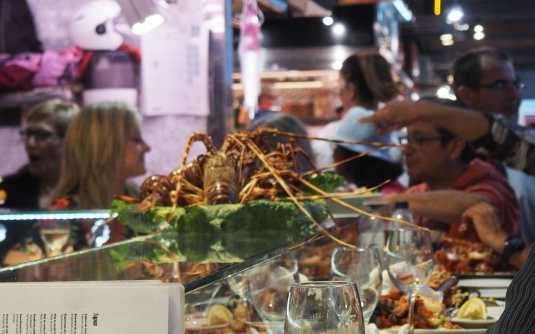 De mercados municipales a mercados gastronómicos
