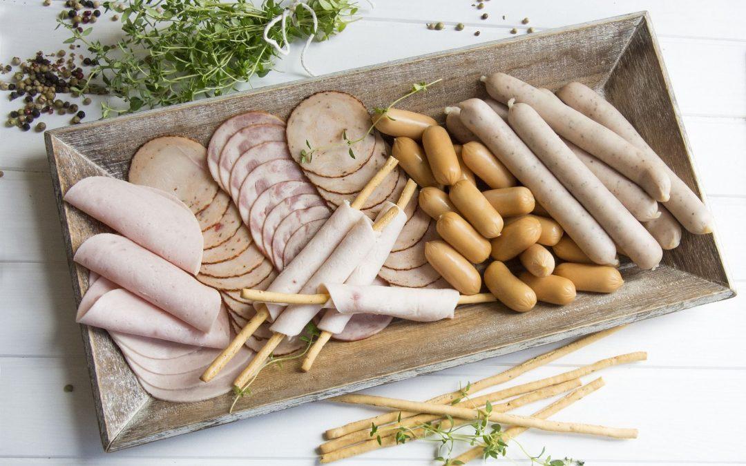 Varietats de carns fredes i embotits cuits
