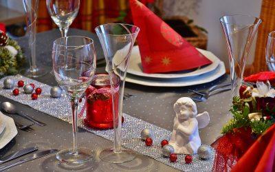 Preparar menús estas navidades