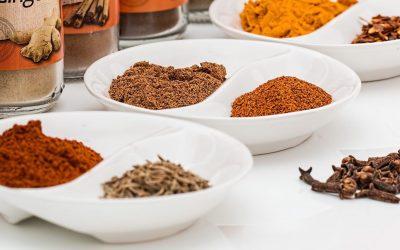 Especias, cualidades culinarias y curativas