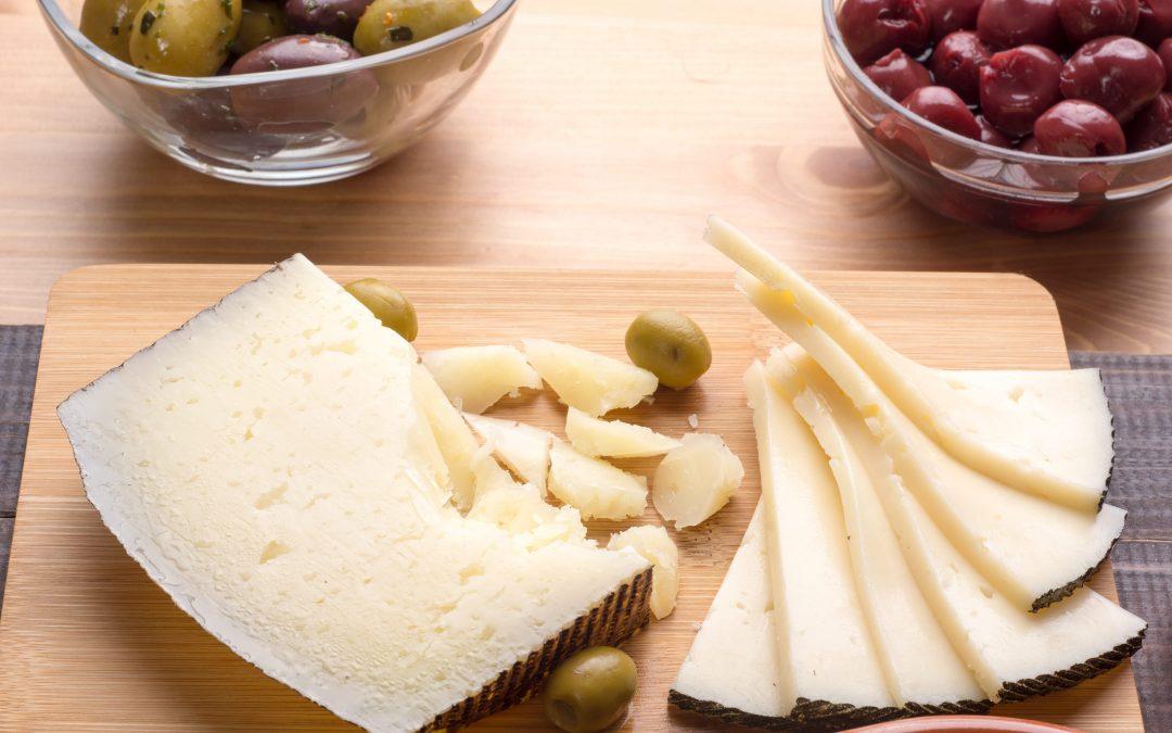 Un buen queso en la mesa, un placer para todos