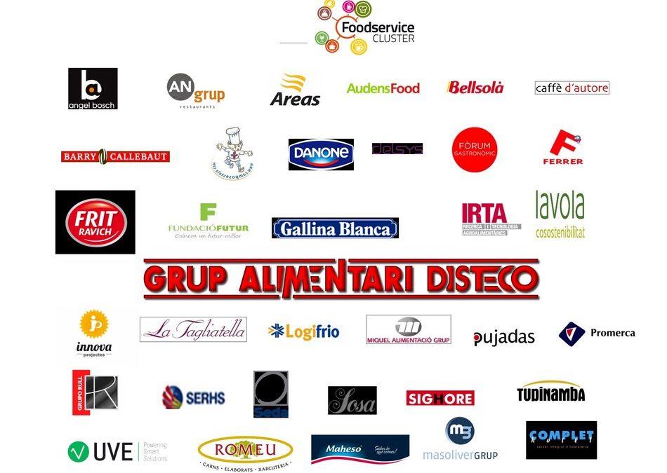 Disteco en la Asociación del Clúster Foodservice de Catalunya