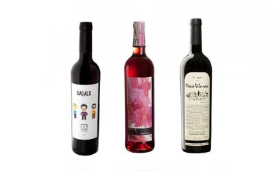 Nou Pinot Noir 2015 de la Masia Vila-Rasa