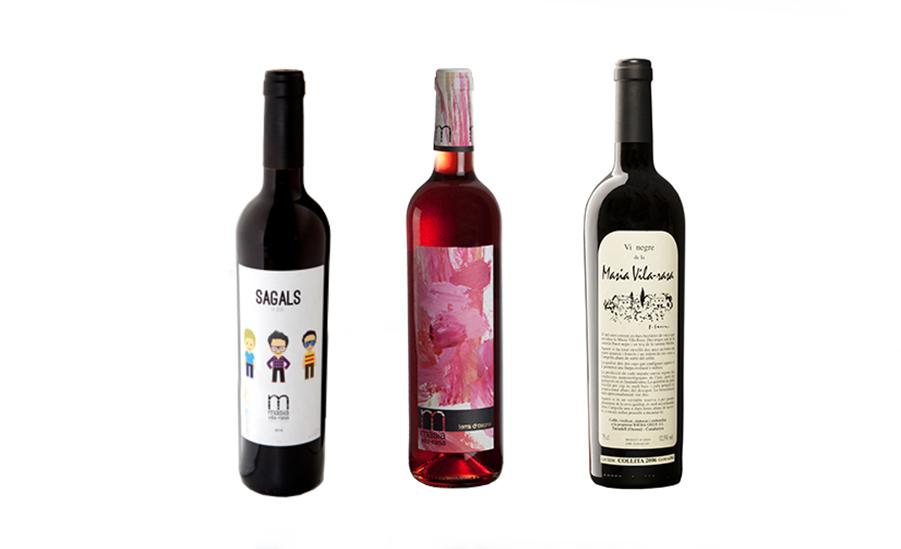 Nuevo Pinot Noir 2015 de la Masía Vila-Rasa
