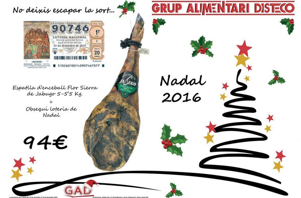 Nuevo catálogo DISTECO Navidad 2016