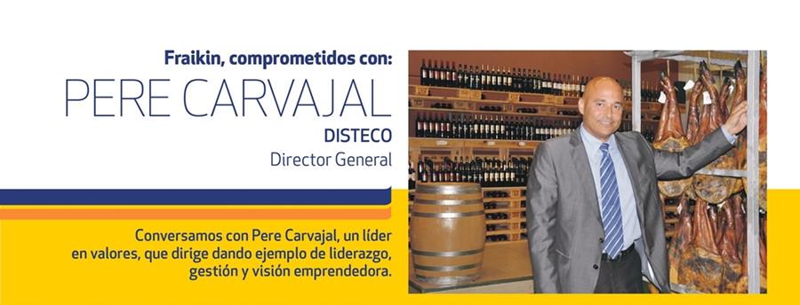Entrevista a Pere Carvajal en Fraikin