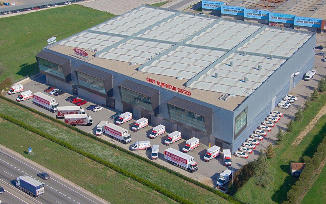 Distribuïdors d'alimentació a Espanya