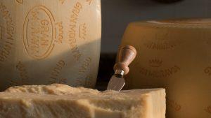Los quesos Gran Moravia