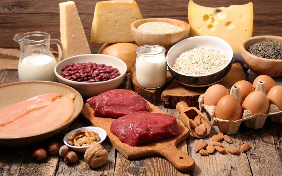 El triptófano y los alimentos
