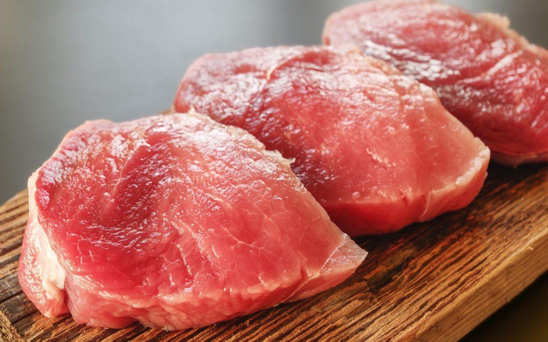 Cocinar la carne correctamente