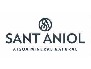 Sant Aniol, Agua Mineral. Distribuidor Grup Alimentari Disteco