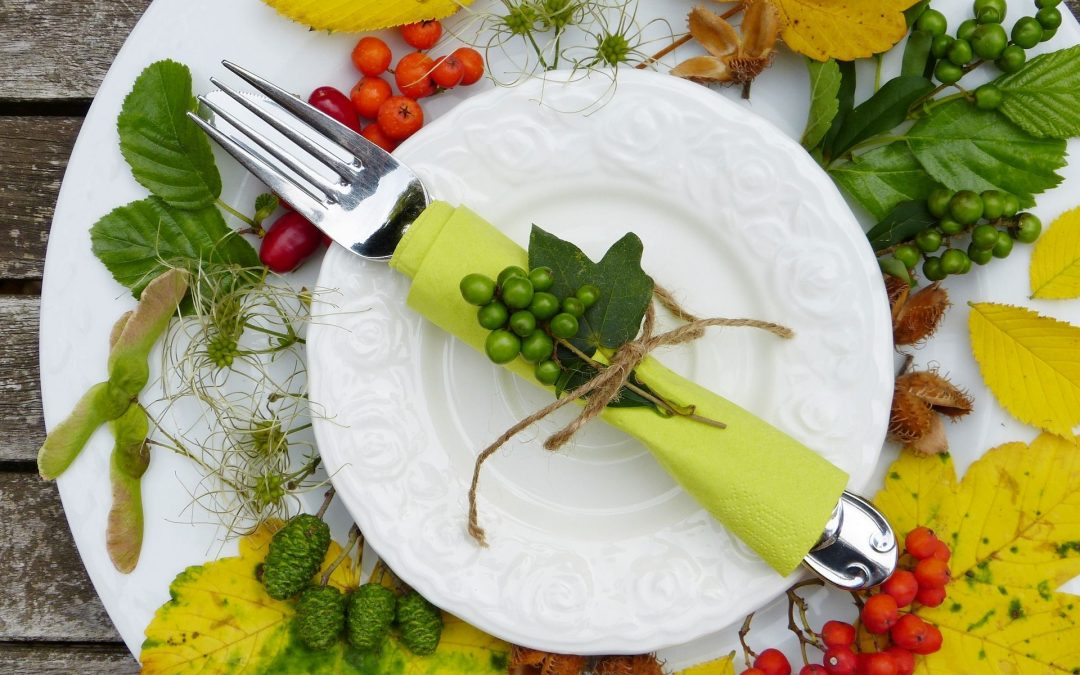 Los alimentos y el otoño