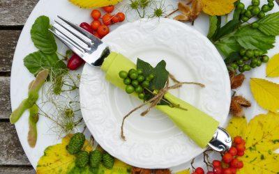 Els aliments i la tardor