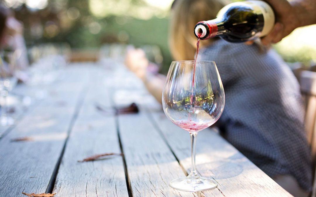 Una cata de vinos privada