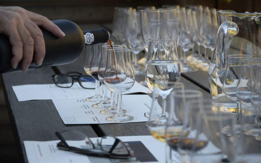 Organizar una cata de vinos