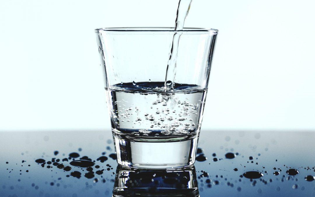 Beber agua de calidad