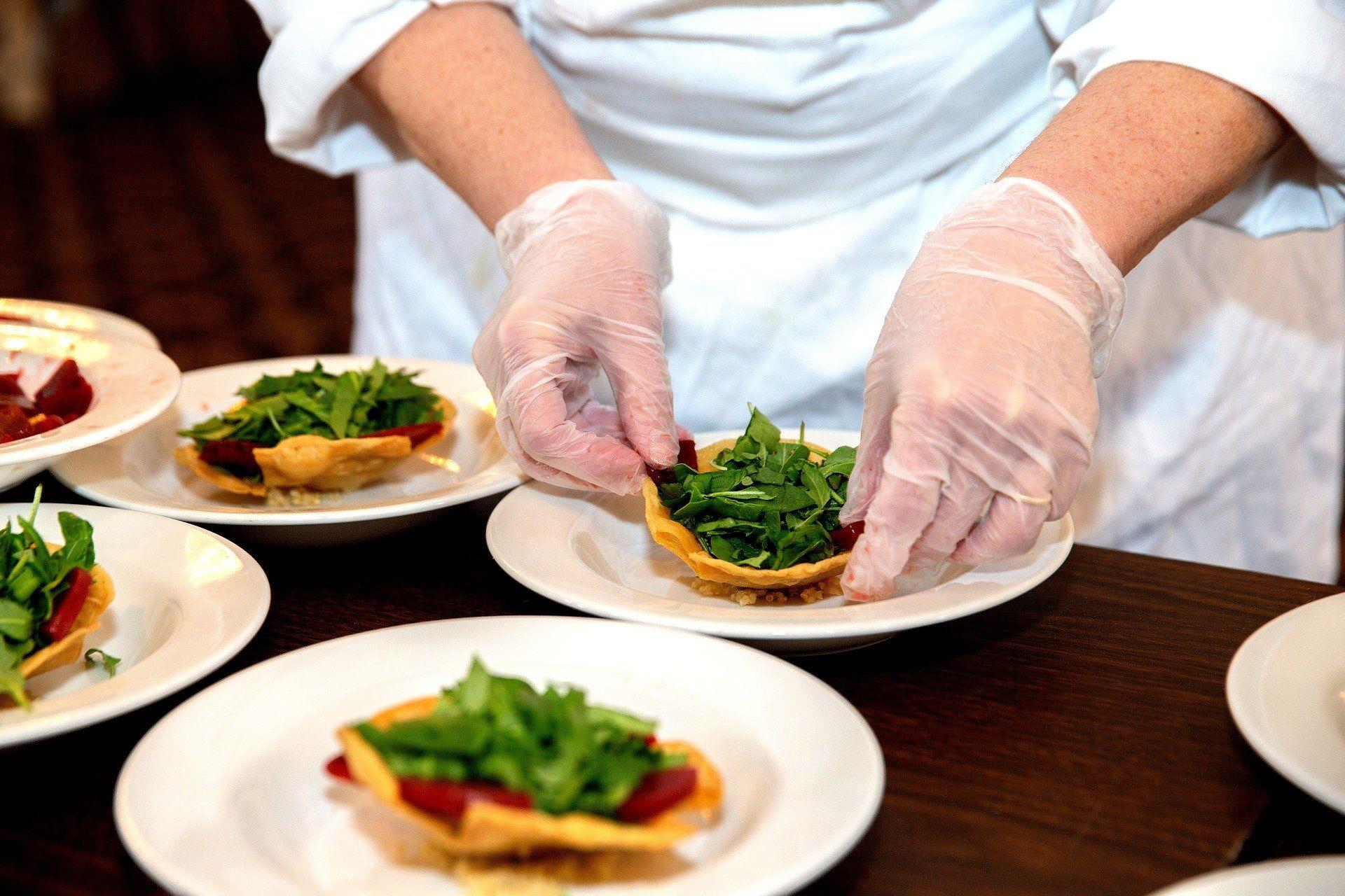 Distribución eficiente de alimentos para hostelería