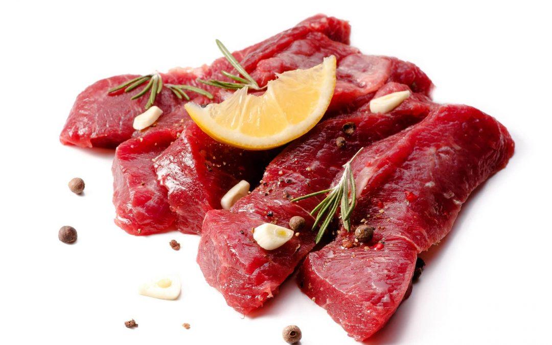 Distribuidor de carne fresca