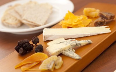 Preparar una tabla de quesos