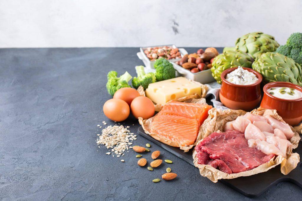 Los 10 alimentos más ricos en proteína