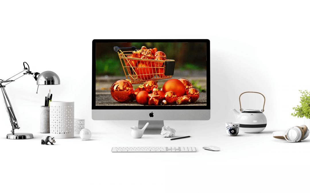 Las compras online en alimentación en Navidad